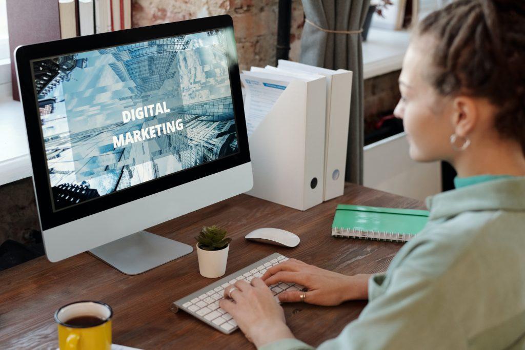Master in International Business option Marketing Digital